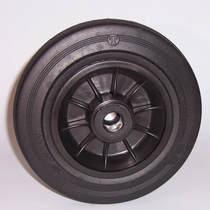 Supporto per ruote M22 - Supporti medi in acciaio zincato.