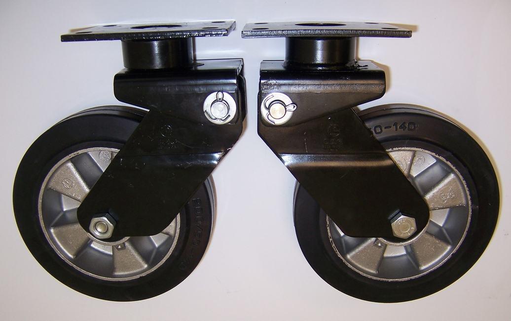 Gamma ruote serie E + supporto SM