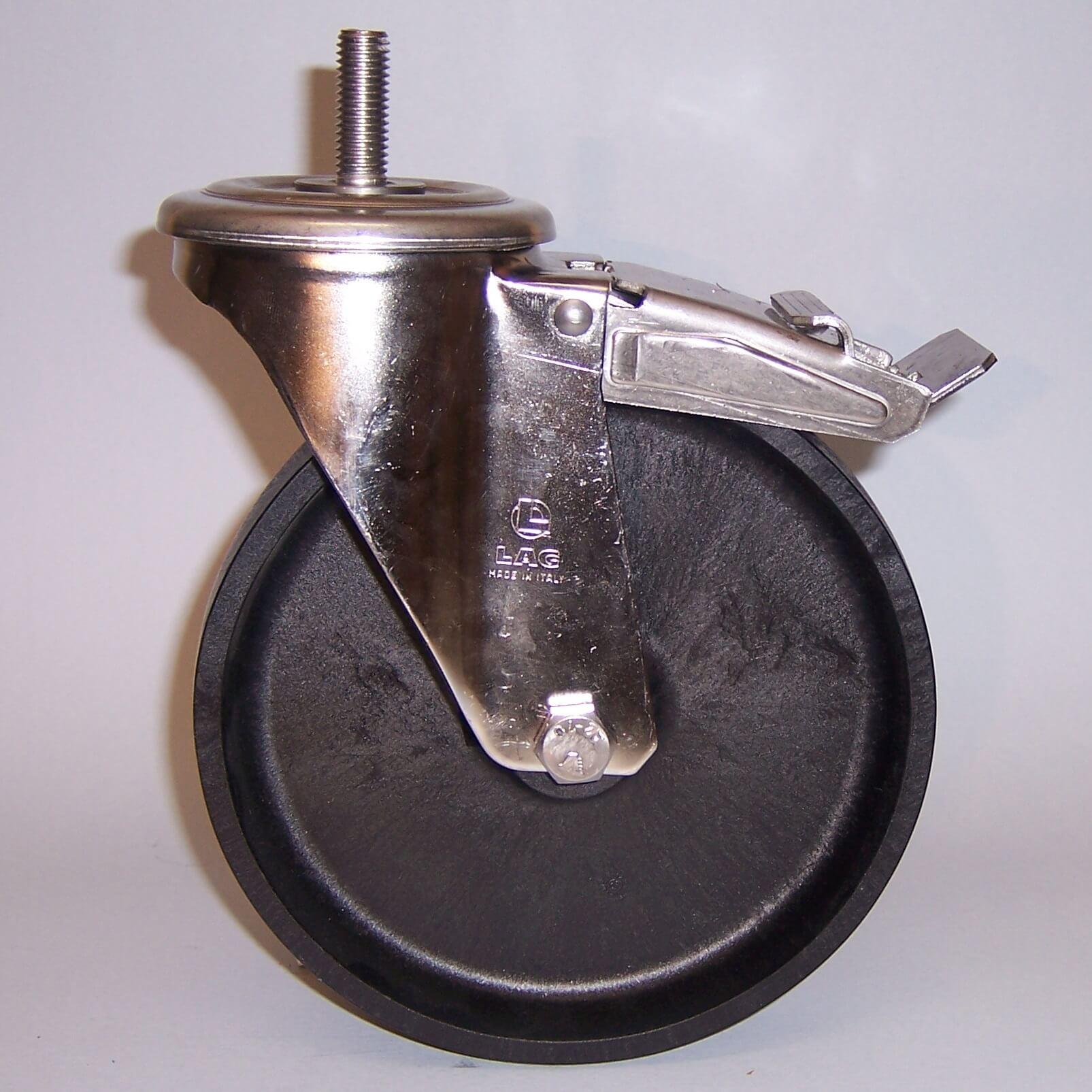 RUOTA FS 100 FP SCF X20 M12X25+FR(B.PTFE