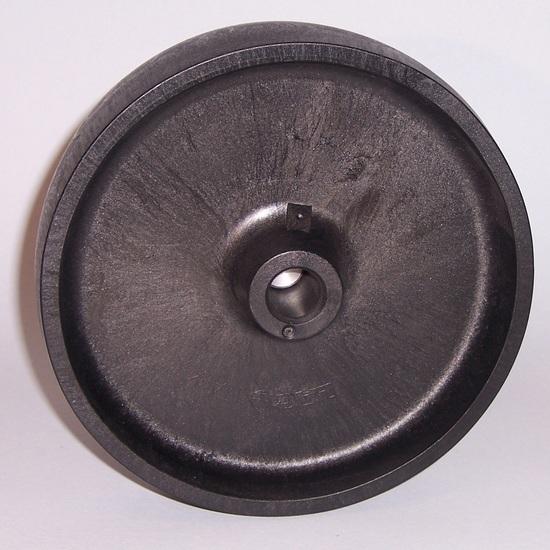 Ruote serie FS FENOLIC-SOLID - Ruote per alte temperature (270°) in composto speciale termoresistente e con elevata resistenza meccanica e agli urti. Portate secondo EN12527 e EN12532 senza ostacoli. Se presente, non utilizzare il freno a temperature > 40°C.