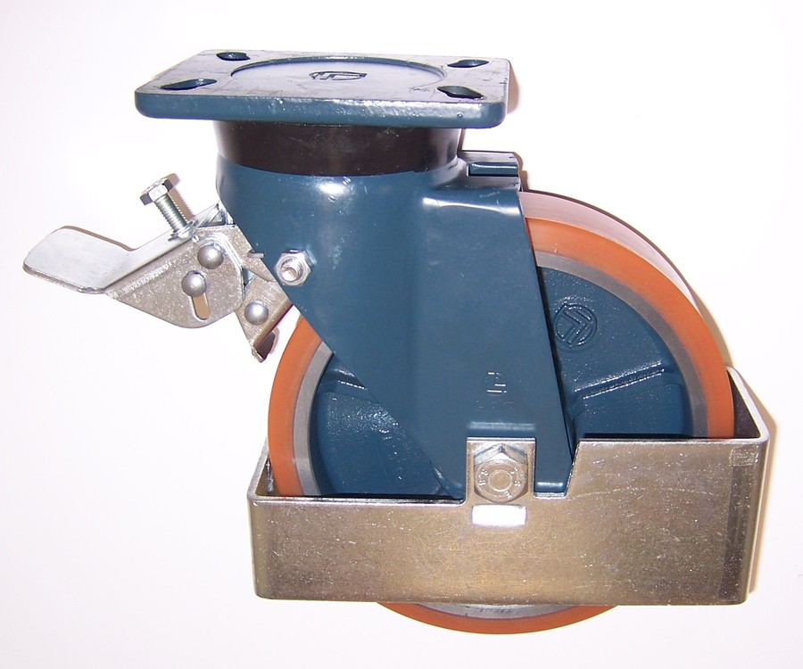 RUOTA Z 200X50/60 CC SPG E70 +FV+P.PIEDE