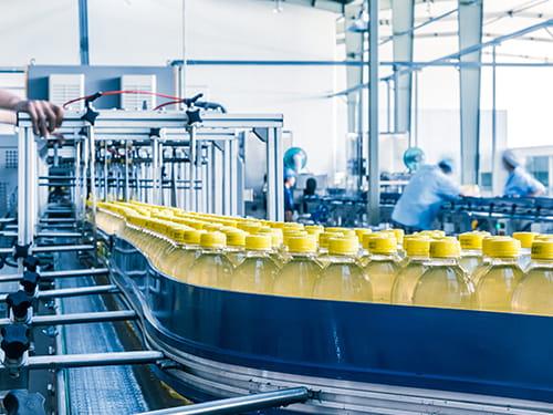 applicazioni ruote LAG per industria alimentare e chimica