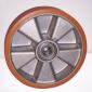 Ruota T diametro 200mm